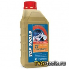 Top Tools масло 2T Стандарт 1л